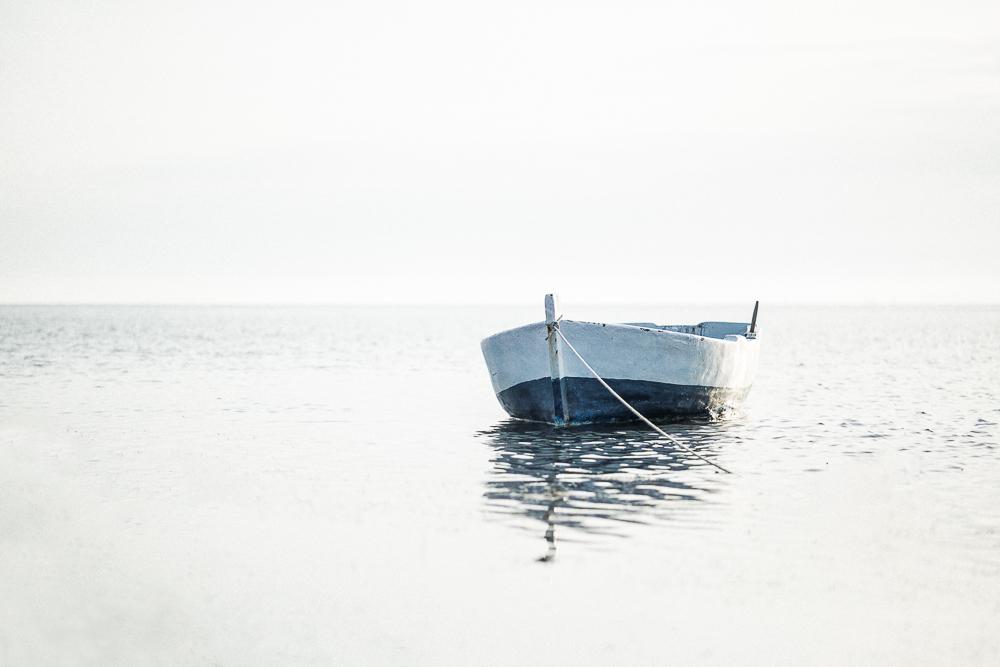 Boat barca Saline di Trapani Copyright Luca Bacciocchi